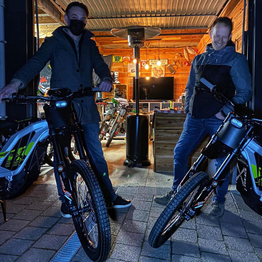 Surroncenter - niels & Jeroen happy klanten