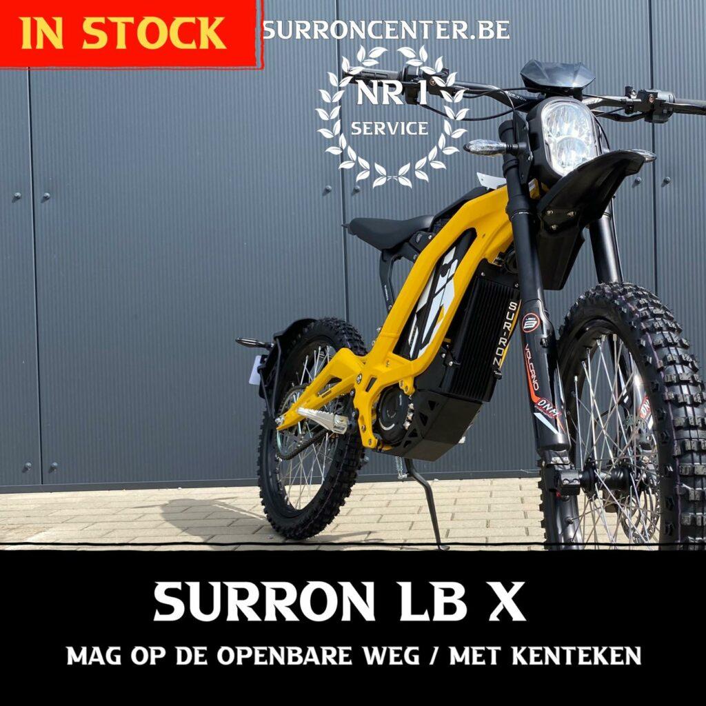 Surroncenter.be Surronspecialist Lightbee X 1-10-2021 14