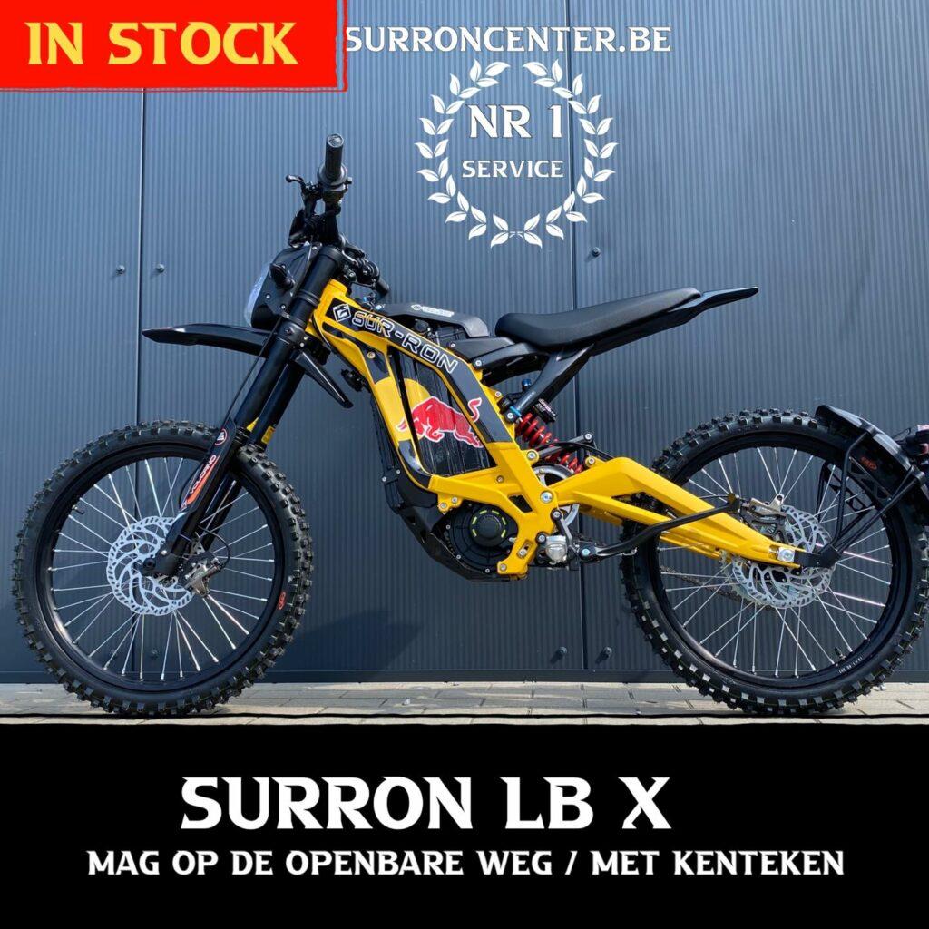 Surroncenter.be Surronspecialist Lightbee X 1-10-2021 3