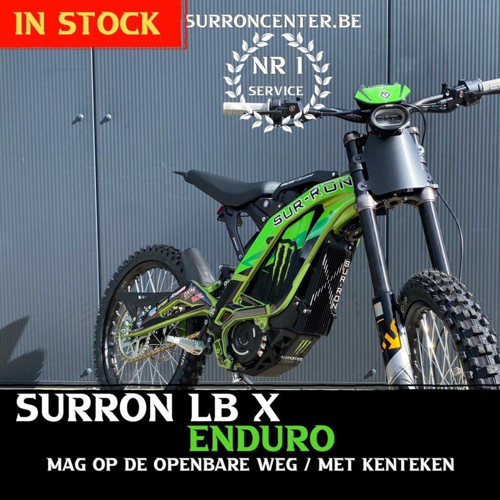 Surroncenter.be Surronspecialist Lightbee X 1-10-2021 8